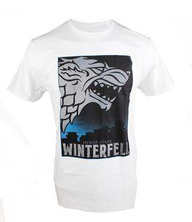 Game of Thrones House Stark Winterfell T-Shirt