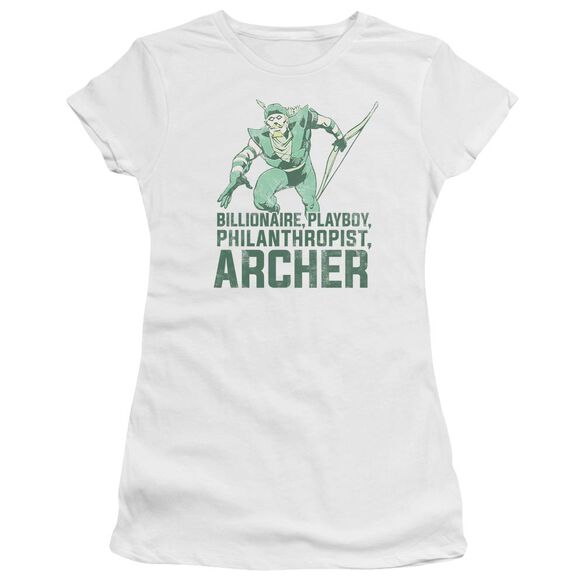 Dc Archer Premium Bella Junior Sheer Jersey