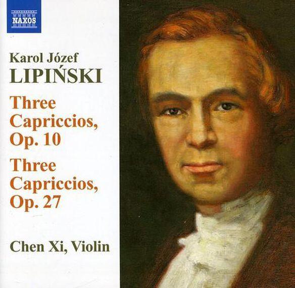 Three Capriccios Ops. 10 & 27