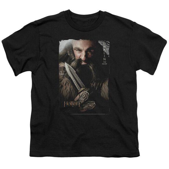 The Hobbit Dwalin Short Sleeve Youth T-Shirt