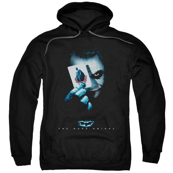 Dark Knight Joker Adult Pull Over Hoodie