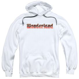 Zenoscope Wonderland Logo Adult Pull Over Hoodie
