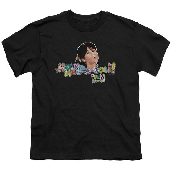 Punky Brewster Holy Mac A Noli Short Sleeve Youth T-Shirt