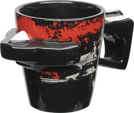 Walking Dead Daryl Aim Crossbow Sculpted Mug