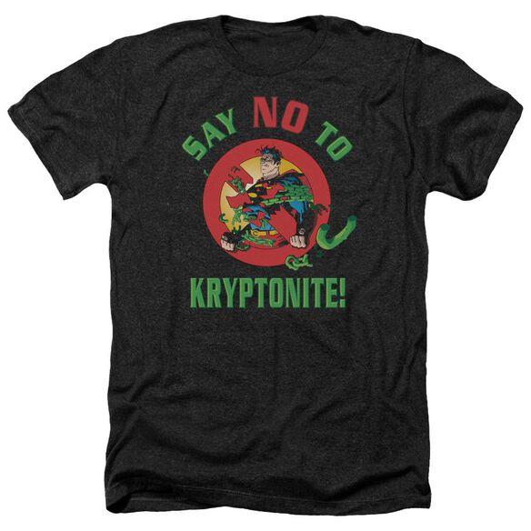 Superman Say No To