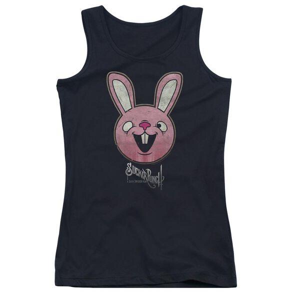 Sucker Punch Pink Bunny Juniors Tank Top