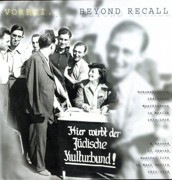 Various Artists - Beyond Recall-Record of Jewish Musical Life in Naz