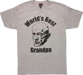Better Call Saul World's Best Grandpa T-Shirt