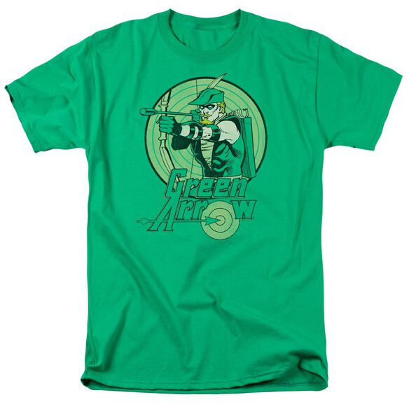Dc Arrow Short Sleeve Adult Kelly T-Shirt