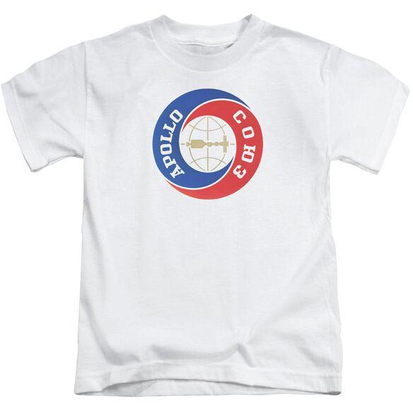 Nasa Apollo Soyuz Short Sleeve Juvenile T-Shirt