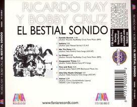 Richie Ray y Bobby Cruz - Bestial Sonido de Richie Ray y Bobby Cruz