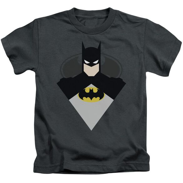 Batman Simple Bat Short Sleeve Juvenile T-Shirt