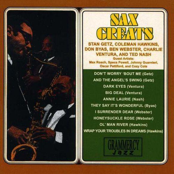 Sax Greats / Various
