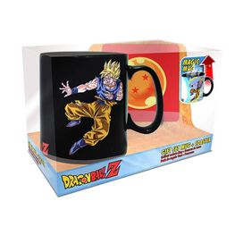 Dragon Ball Z Super Saiyan Goku Mug & Coaster Gift Set