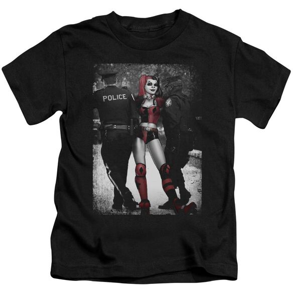 Batman Arrest Short Sleeve Juvenile T-Shirt