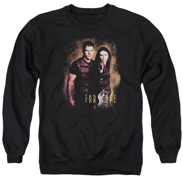 Farscape Wanted Adult Crewneck Sweatshirt