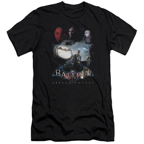 Batman Arkham Knight Villain Storm Short Sleeve Adult T-Shirt
