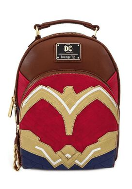 Loungefly Wonder Woman Mini Backpack