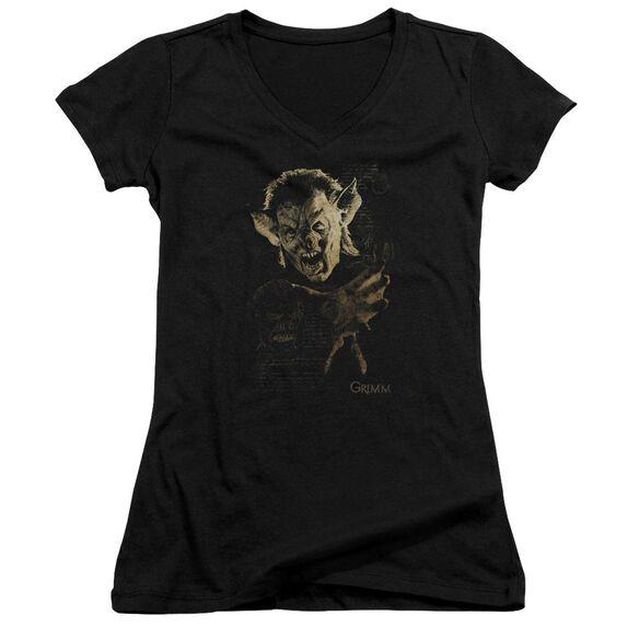 Grimm Murcielago Junior V Neck T-Shirt