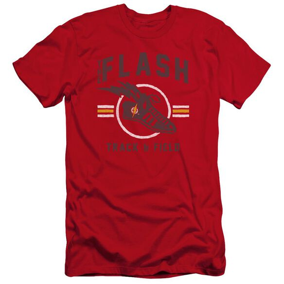 Jla Track And Field Hbo Short Sleeve Adult T-Shirt