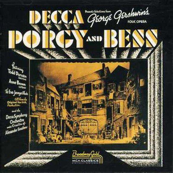 Porgy & Bess / O.C.R.