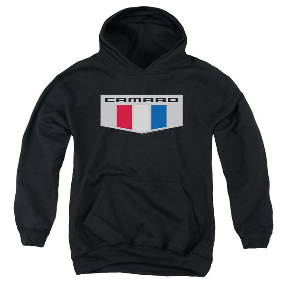 Chevrolet Chrome Emblem Youth Pull Over Hoodie