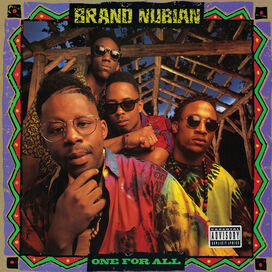 Brand Nubian - One For All (30th Anniversary)