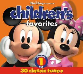 Various Artists - Children's Favorites, Vol. 1