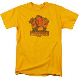 Californication Hank Retro Short Sleeve Adult T-Shirt