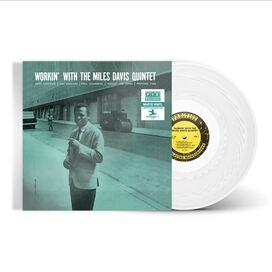Miles Davis - Workin' with the Miles Davis Quintet [Exclusive White Vinyl]
