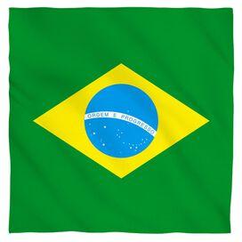 Brazil Flag Bandana