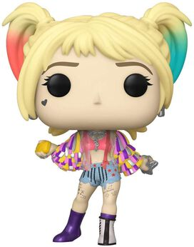 Funko Pop!: Birds of Prey - Harley Quinn [Caution Tape]