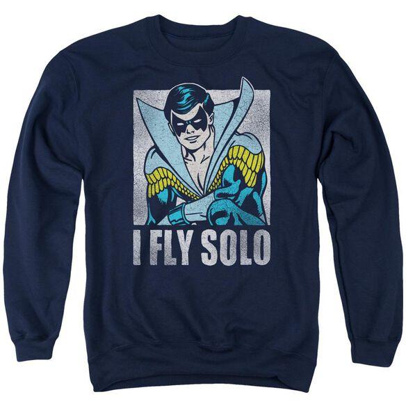 Dc Fly Solo Adult Crewneck Sweatshirt