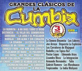 Various Artists - Grandes Clasicos de la Cumbia [Box Set]