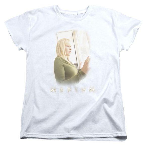 Medium Light Short Sleeve Womens Tee T-Shirt