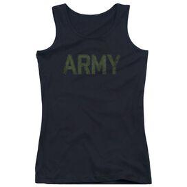 Army Type Juniors Tank Top