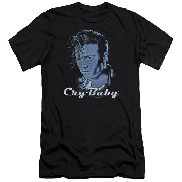 Cry Baby King Cry Baby Premuim Canvas Adult Slim Fit