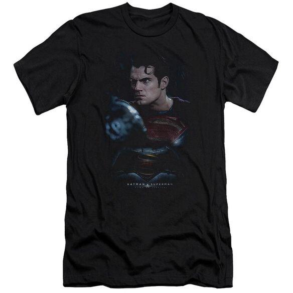 Batman V Superman Super Angry Short Sleeve Adult T-Shirt