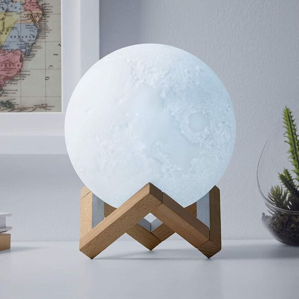 Light Up LED Moon Light