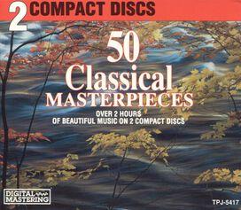 Various Artists - 50 Classical Masterpieces (Box Set)