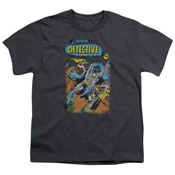 BATMAN DETECTIVE #487 - S/S YOUTH 18/1 - CHARCOAL T-Shirt