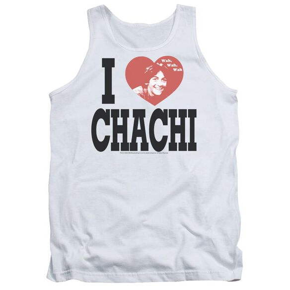 Happy Days I Heart Chachi Adult Tank