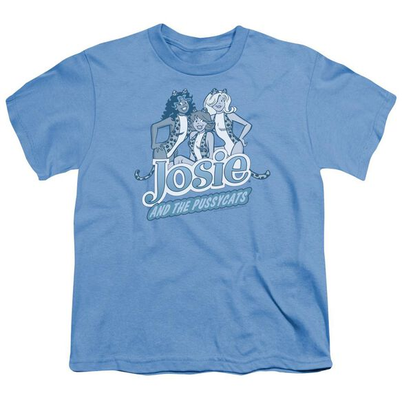 Archie Comics Glamour Girls Short Sleeve Youth Carolina T-Shirt