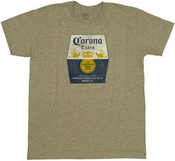 Corona Vintage Label T-Shirt
