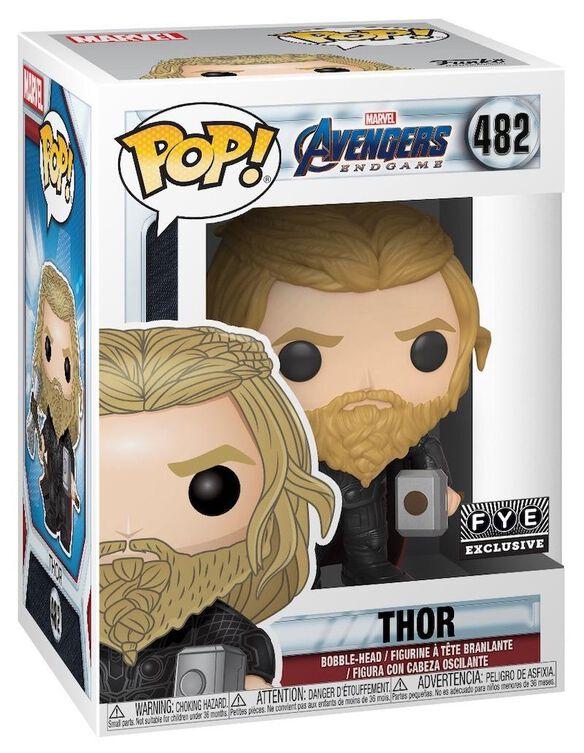 Funko Pop! Marvel Avengers Endgame - Thor With Weapon