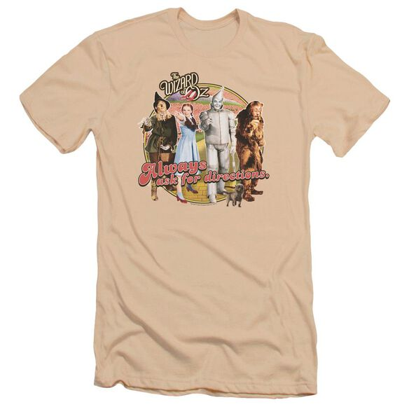 Wizard Of Oz Directions Hbo Short Sleeve Adult T-Shirt