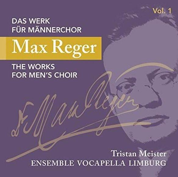 Works For Men's Choir Vol 1