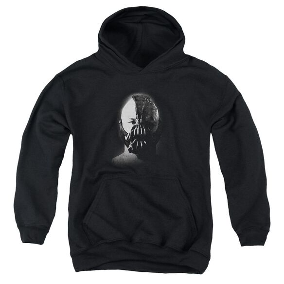 Dark Knight Rises Bane Youth Pull Over Hoodie