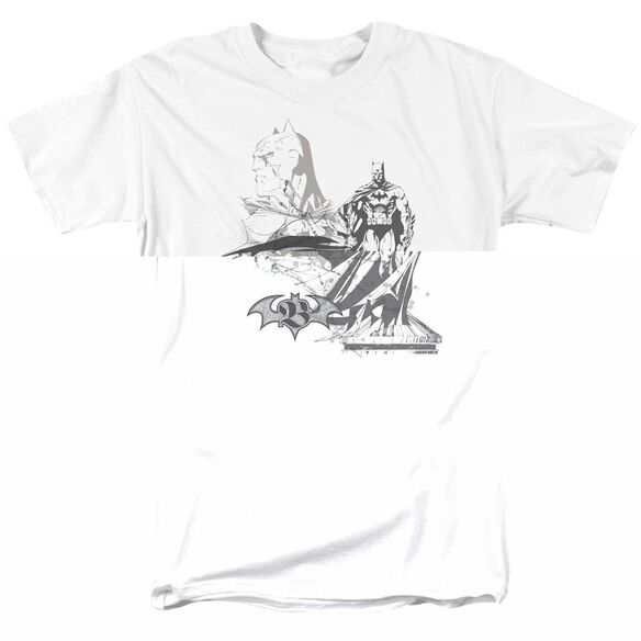Batman Overseer Short Sleeve Adult T-Shirt