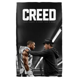 Creed Poster Golf Towel W Grommet